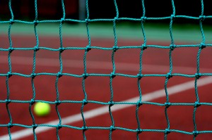 DaveMontPhotography-tennisnet/ball