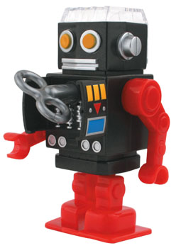 Kikkerland Robot Pencil Sharpener