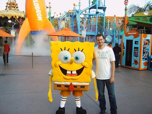 SpongeBob. Not just for the kids.