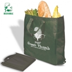 Reusable Grocery Bag for Promotional Use
