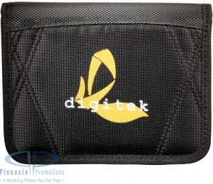 promotional media storage cases help promote brand