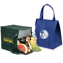reusable grocery bags from Pinnacle Promotions