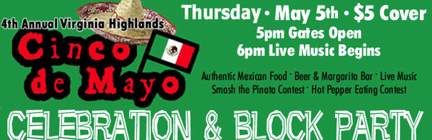 virginia highlands cinco de mayo block party