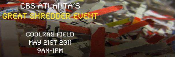 atlanta shredder event