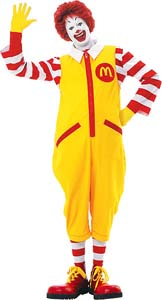 ronald mcdonald promotional products