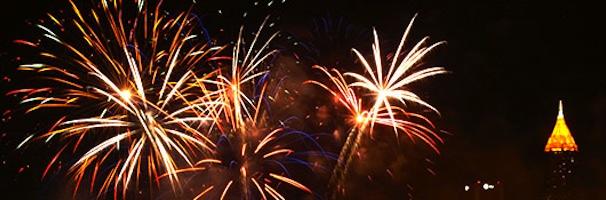 centennial olympic park fireworks show