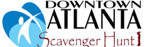 downtown atlanta scavenger hunt