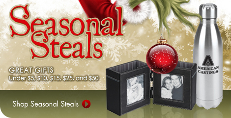 Shop Seasonal Steals at Pinnacle Promotions