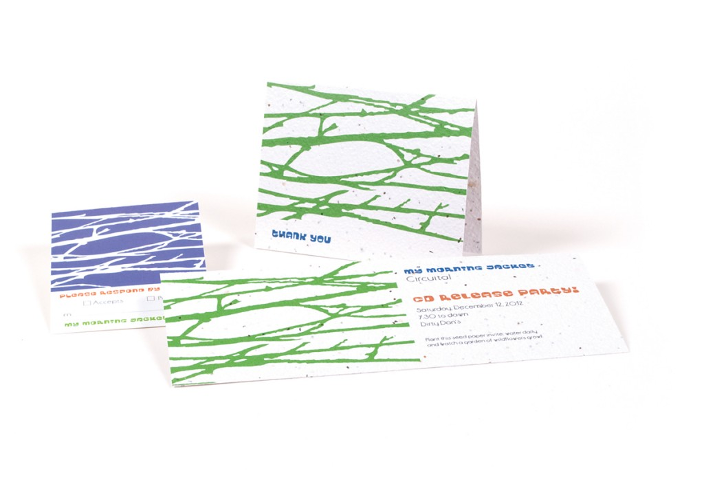 Hathorn Seed Stationery