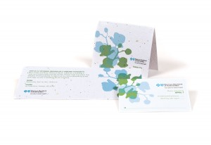 Orchid Seed Stationery