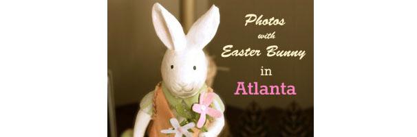 Easter Bunny Photos Atlanta