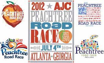 Peachtree Road Race T-shirt