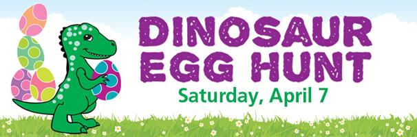 Dinosaur Egg Hunt