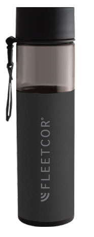 Fleetcor Water Bottle