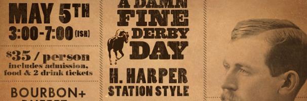 A Damn Fine Derby Day