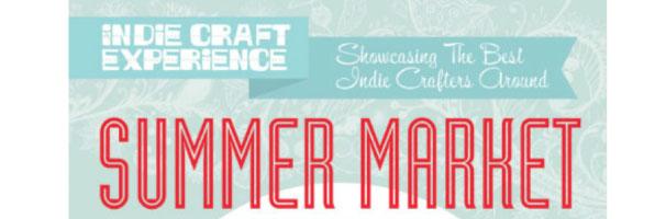 Indie Craft Experience Summer Market