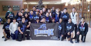 Johnson High Wrestling