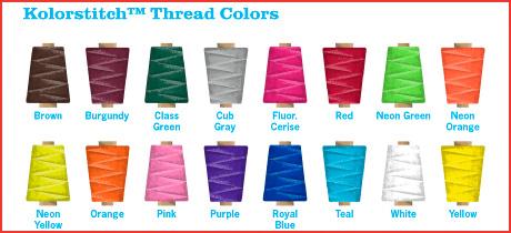 kolorstitch thread color chart