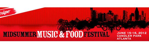 Midsummer Music & Food Festival
