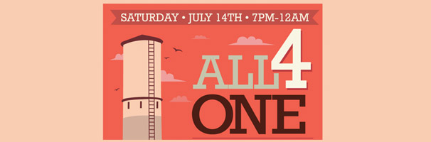 All4One Art Stroll