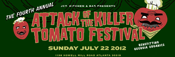 Attack of the Killer Tomatoes Festival