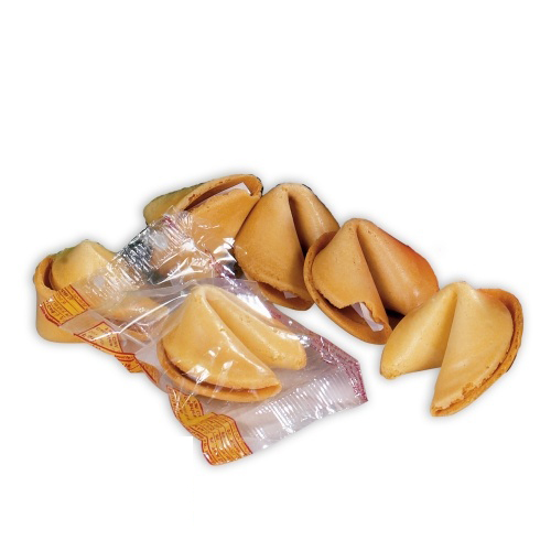 Custom Fortune Cookies Individually Wrapped