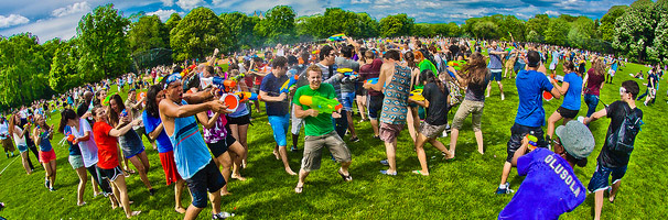 National Water Gun Fight Day