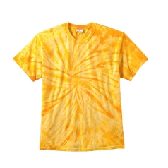 100% cotton tie dyed shirt