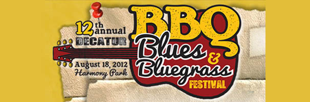 BBQ, Blues and Bluegrass Festival