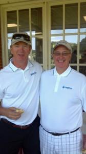 Bob Crable and John Needham