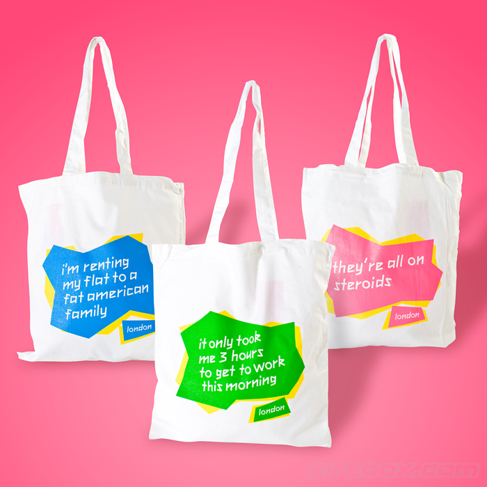 Olympic Tote Bags