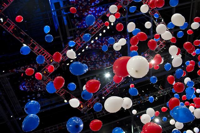 Convention Ballons