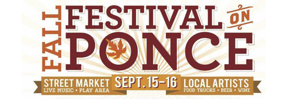 Fall Festival on Ponce