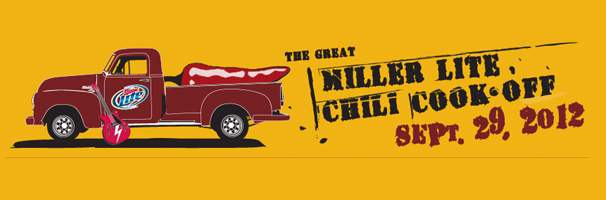 The Great Miller Lite Chili Cook-Off