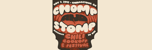 Chomp and Stomp