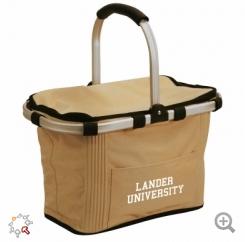 Insulated Picnic/Shopper Basket