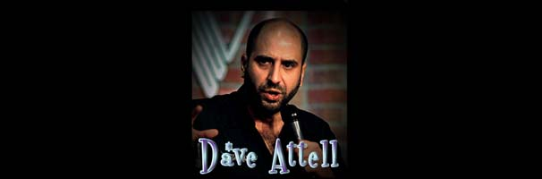 Dave Attell at the Punchline