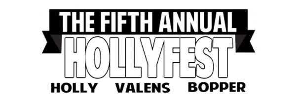 Fifth Annual Hollyfest