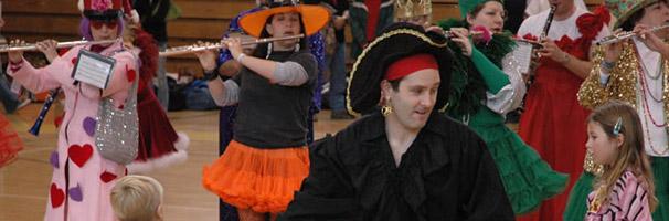 Groundhog Day Jugglers Festival