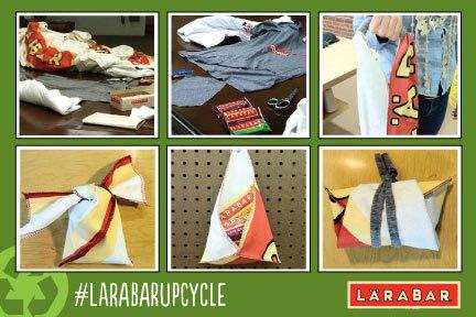 Larabar Upcycles