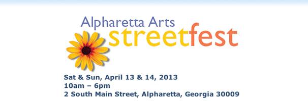 Alpharetta Arts Streetfest