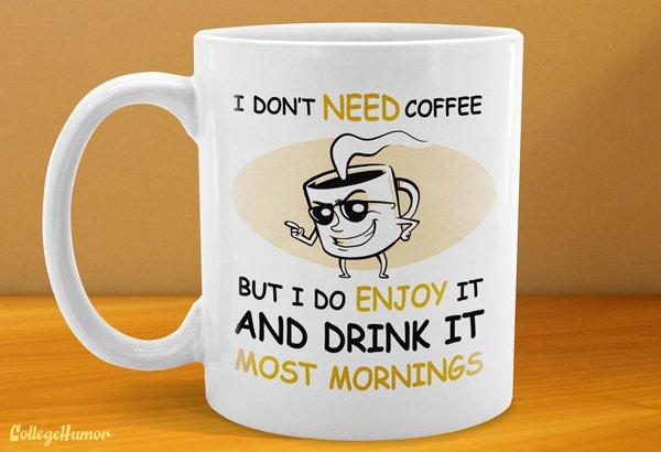 Funny Coffee Mug 3