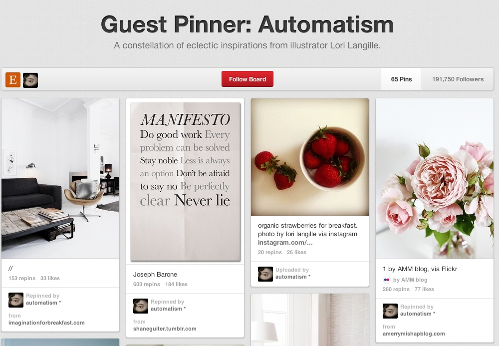 etsy guest pinner