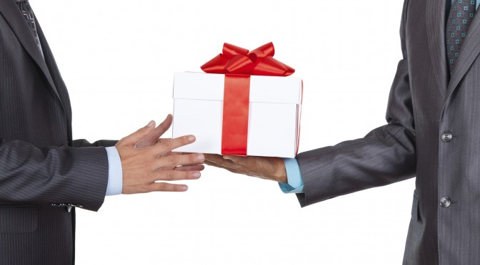 Are you doing it right? 5 Keys to Gifting