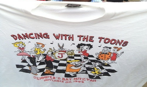 The 20 Year Old T-Shirt