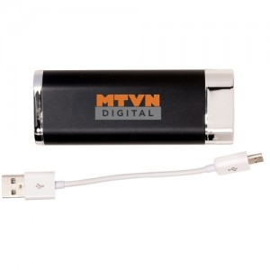 Mobile Charger with LED Light Item #PL-4449