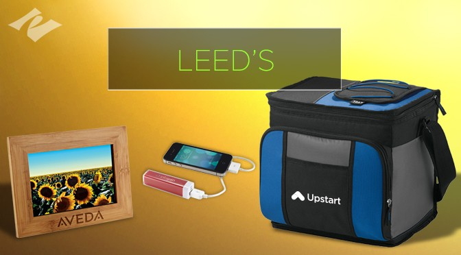 Leed's: High-Quality Promotional Products for High-Quality Brands