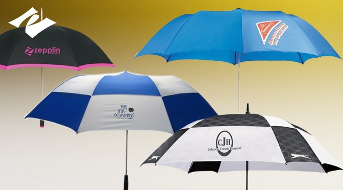 Promotional Umbrellas: Three Surprising Things You Don't Know
