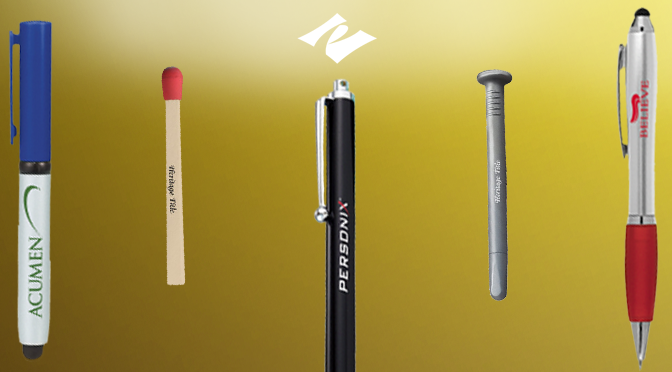 Customized Stylus Pens: Make Your Brand's Point