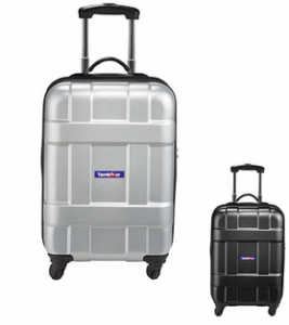 Luxe Hardside 4-Wheeled Spinner Carry-on